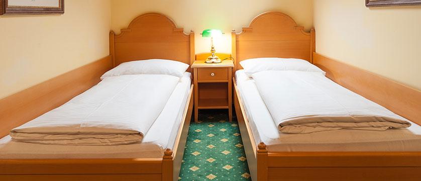 Landhotel St. Georg, Zell am See, Austria - twin bedroom.jpg